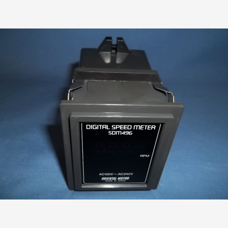 Oriental Motor Digital Speed Meter Sdm496