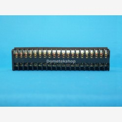 Togi PTU-20 terminal block, lot of 20