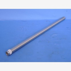 Ni plated steel shaft, 20 mm x 460 mm