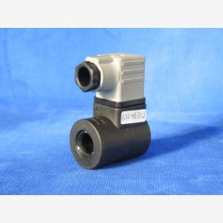 Hycon PA66 GF30 solenoid coil 24 V