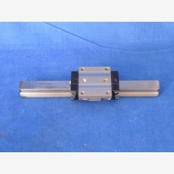 Rexroth rail and runner, 15 mm x 170 mm