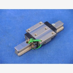 Rexroth rail and runner, 15 mm x 116 mm