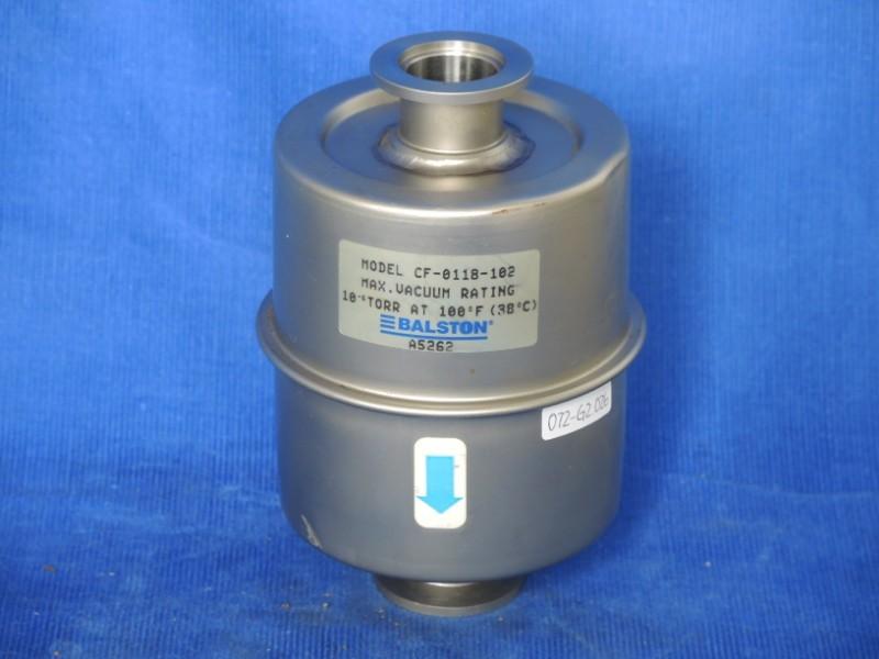 Balston CF0118-102 Vacuum pump filter