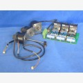 3-axis stepper motor w. controllers set