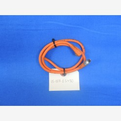 Sensor cable M8, 3-pin M to 3-pin F, 2'