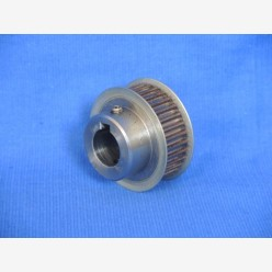 "Timing Pulley 31 T, 0.75"" ID, 5 mm pi"