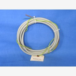 Shielded cable, 3 conductors, 14 AWG, 9.5'