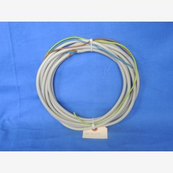 Electr. cable, 3 conductors, 14 AWG, 16 f