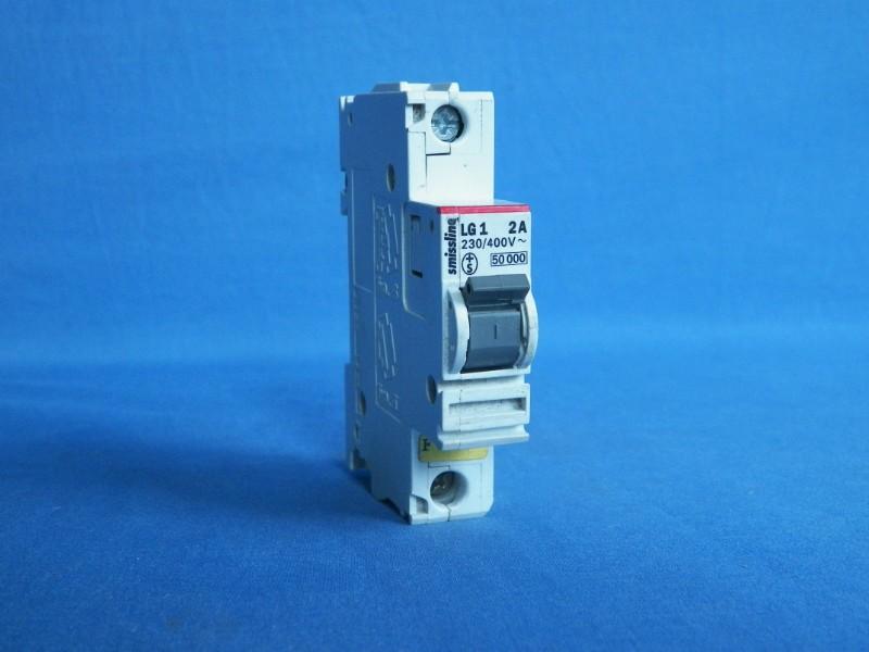 ABB SACE T-max 3P T1N Circuit Breaker E93565 | Metal