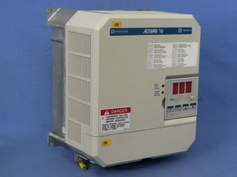 Telemecanique ALTIVAR 16 ATV16U72N4